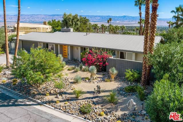 2400 N Milo Dr, Palm Springs, CA 92262 (MLS #21-795830) :: The Jelmberg Team