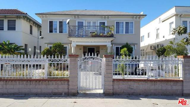 1511 4Th Ave, Los Angeles, CA 90019 (MLS #21-795858) :: The John Jay Group - Bennion Deville Homes