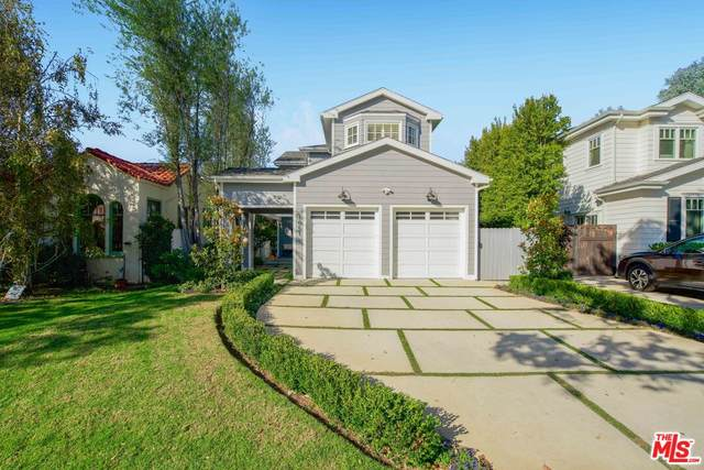 1051 Galloway St, Pacific Palisades, CA 90272 (MLS #21-795860) :: Hacienda Agency Inc