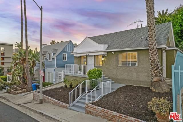 1771 Vista Del Mar Ave, Los Angeles, CA 90028 (#21-795862) :: Berkshire Hathaway HomeServices California Properties