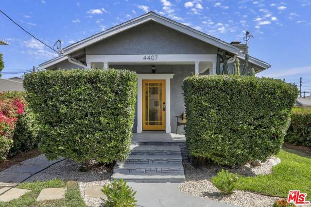 4407 Corliss St, Los Angeles, CA 90041 (MLS #21-795864) :: The John Jay Group - Bennion Deville Homes