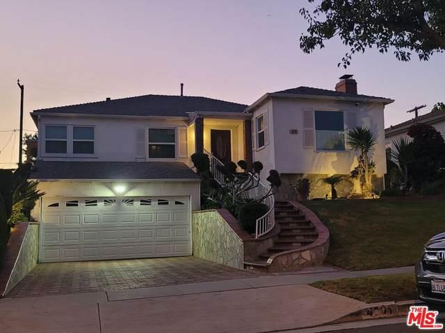 4591 Northridge Dr, Los Angeles, CA 90043 (#21-795882) :: The Pratt Group