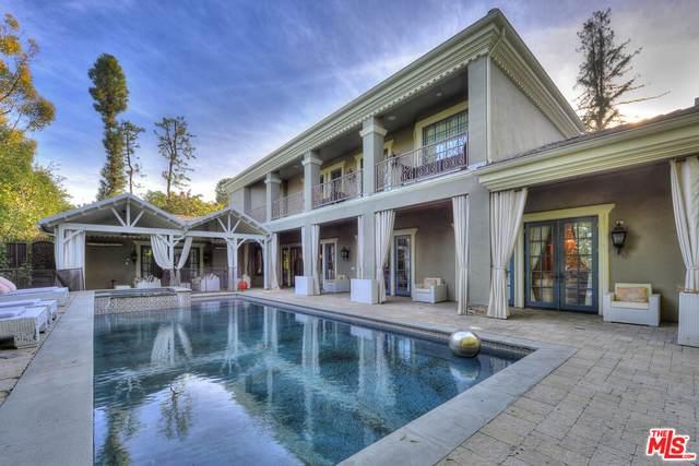 4923 Amigo Avenue, Tarzana, CA 91356 (#21-795936) :: The Pratt Group