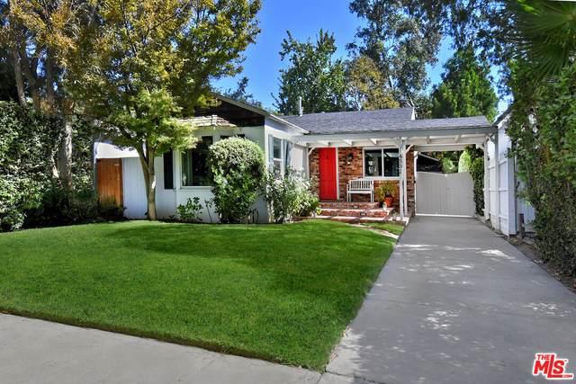 4552 Ethel Ave, Studio City, CA 91604 (#21-796000) :: Randy Plaice and Associates