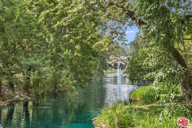 1304 Raintree Cir #304, Culver City, CA 90230 (MLS #21-796032) :: The John Jay Group - Bennion Deville Homes
