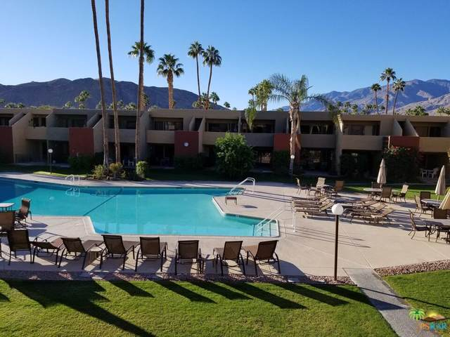 1655 E Palm Canyon Dr #116, Palm Springs, CA 92264 (#21-796044) :: The Pratt Group