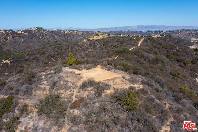0 Luse Tank Road, Topanga, CA 90290 (#21-796140) :: Berkshire Hathaway HomeServices California Properties