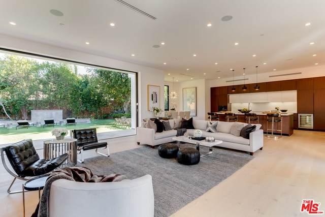 12119 Travis St, Los Angeles, CA 90049 (MLS #21-796164) :: The John Jay Group - Bennion Deville Homes