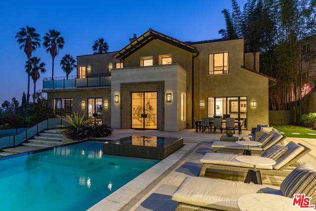 7801 Hillside Ave, Los Angeles, CA 90046 (#21-796166) :: The Parsons Team