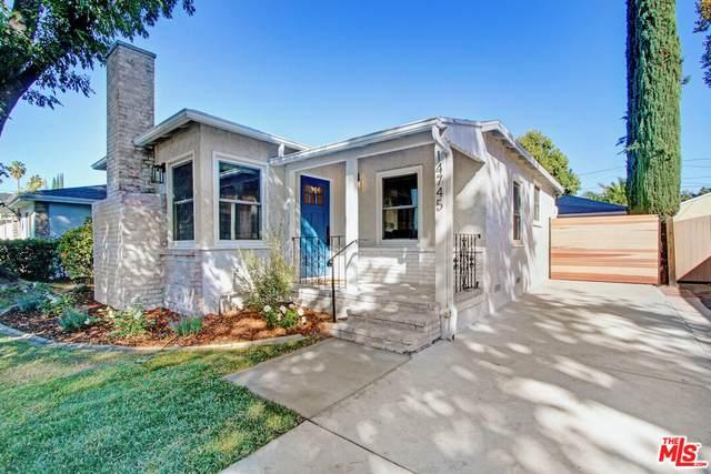 14745 Cumpston St, Sherman Oaks, CA 91411 (#21-796170) :: Berkshire Hathaway HomeServices California Properties