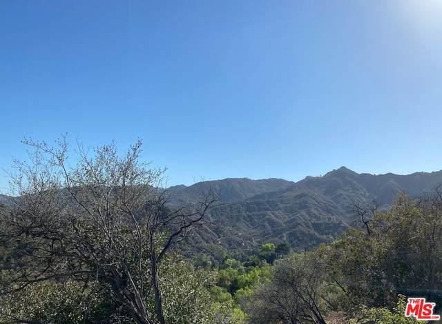 0 Mount Prospect/Topanga Skyline Dr, Topanga, CA 90290 (#21-796208) :: Berkshire Hathaway HomeServices California Properties