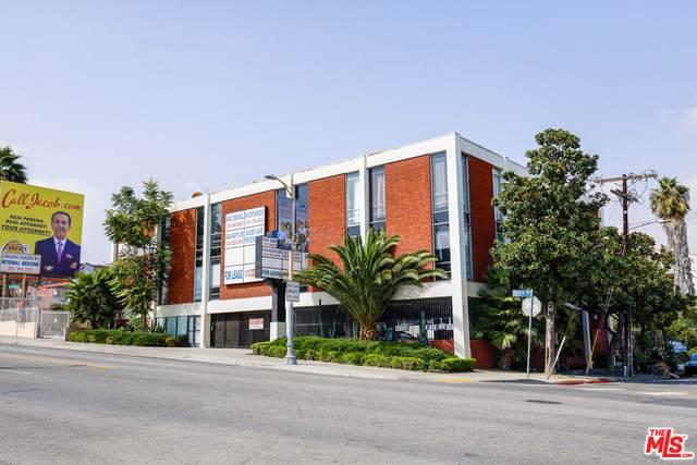3755 Beverly Blvd, Los Angeles, CA 90004 (MLS #21-796228) :: The Sandi Phillips Team