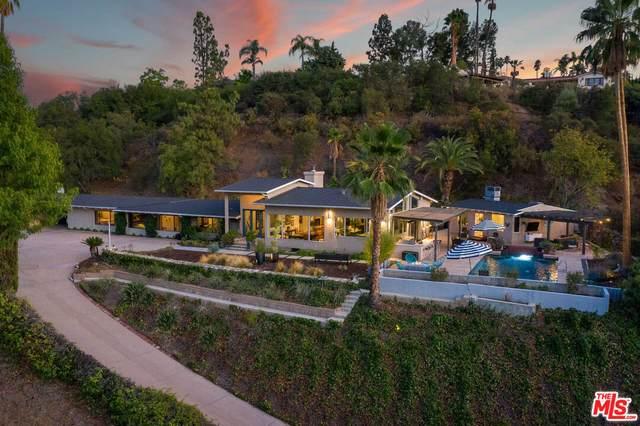 16540 Adlon Rd, Encino, CA 91436 (#21-796280) :: Berkshire Hathaway HomeServices California Properties