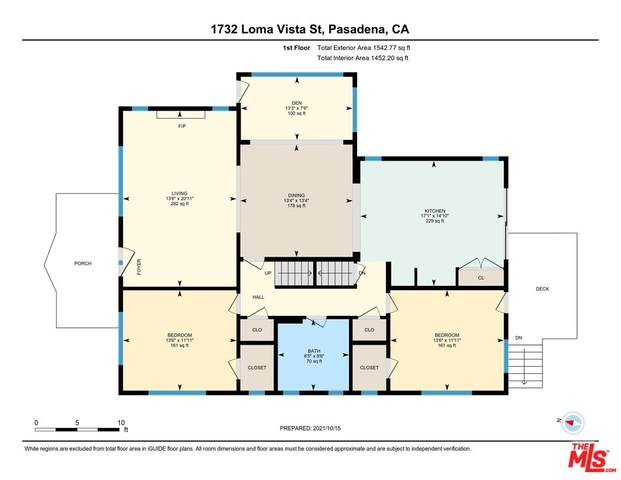 1732 Loma Vista St, Pasadena, CA 91104 (#21-796286) :: Vida Ash Properties | Compass
