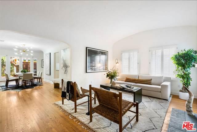 8817 Ashcroft Ave, West Hollywood, CA 90048 (#21-796308) :: Vida Ash Properties | Compass