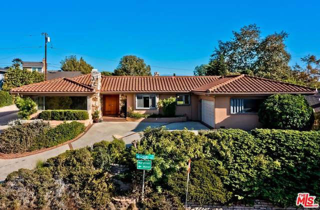 10706 Cranks Rd, Culver City, CA 90230 (MLS #21-796310) :: The John Jay Group - Bennion Deville Homes