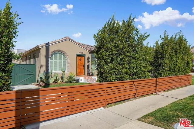 10763 Charnock Rd, Los Angeles, CA 90034 (#21-796360) :: TruLine Realty
