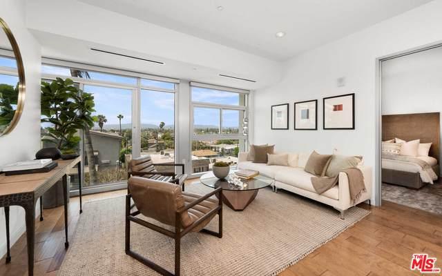 3111 Via Dolce #402, Marina Del Rey, CA 90292 (MLS #21-796382) :: The John Jay Group - Bennion Deville Homes
