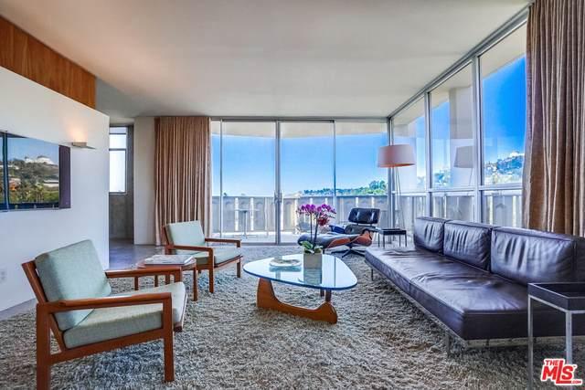 4455 Los Feliz Blvd #908, Los Angeles, CA 90027 (#21-796474) :: The Bobnes Group Real Estate