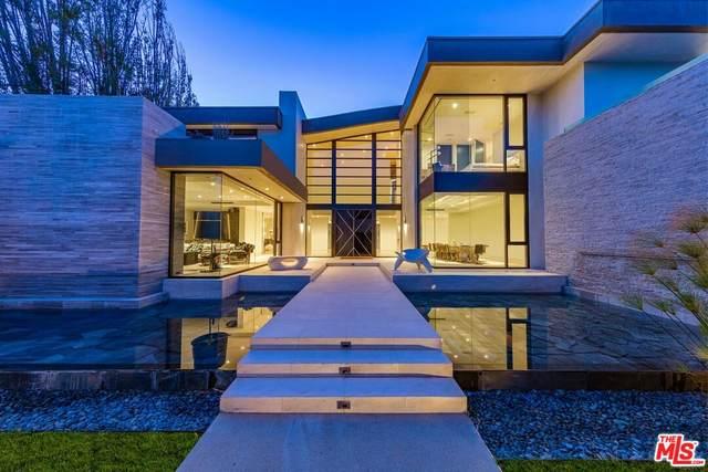 12719 San Vicente Blvd, Los Angeles, CA 90049 (MLS #21-796494) :: The John Jay Group - Bennion Deville Homes