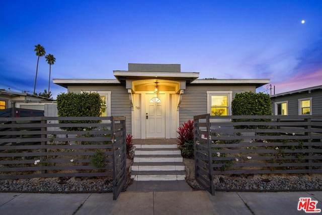 710 Larch St, Inglewood, CA 90301 (MLS #21-796538) :: The John Jay Group - Bennion Deville Homes