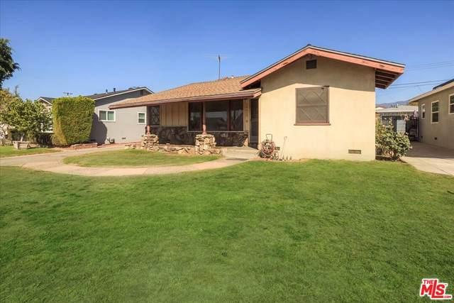 10613 Mulhall St, El Monte, CA 91731 (#21-796570) :: Vida Ash Properties | Compass