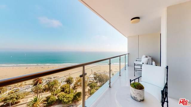 201 Ocean Ave 1806B, Santa Monica, CA 90402 (#21-796582) :: Vida Ash Properties | Compass