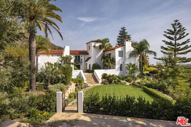 2794 Bella Vista Dr, Santa Barbara, CA 93108 (#21-796622) :: TruLine Realty