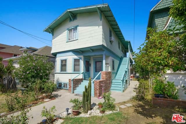 2115 Norwood St, Los Angeles, CA 90007 (MLS #21-796624) :: The John Jay Group - Bennion Deville Homes