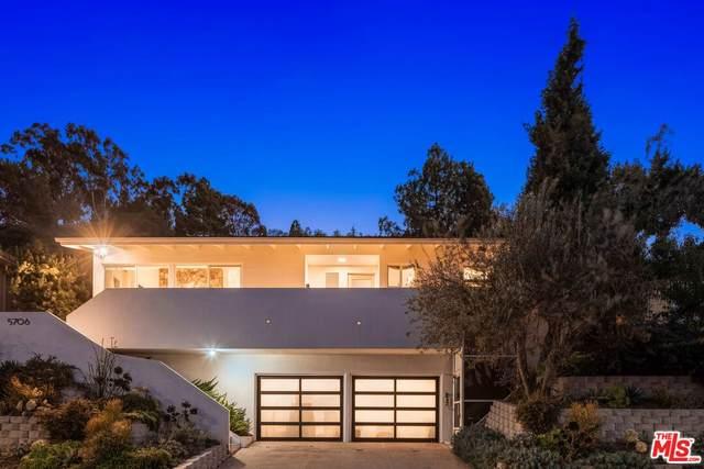 5706 Glenford St, Los Angeles, CA 90008 (#21-796684) :: Vida Ash Properties | Compass