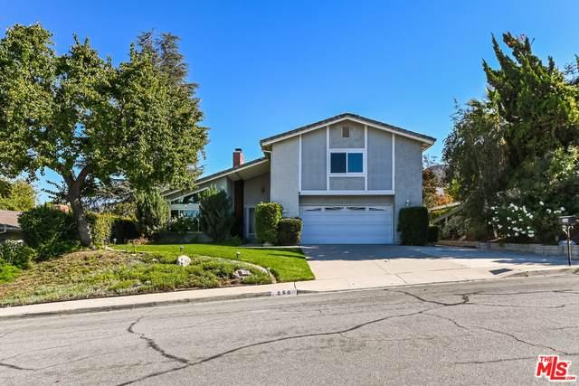 260 Marjori Ave, Newbury Park, CA 91320 (#21-796734) :: The Bobnes Group Real Estate