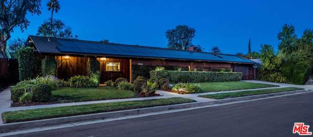 23341 Los Encinos Way, Woodland Hills, CA 91367 (#21-796774) :: Randy Plaice and Associates