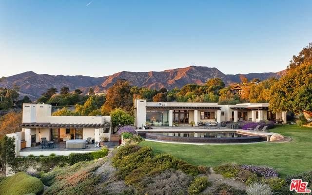 2150 Ortega Ranch Ln, Montecito, CA 93108 (#21-796820) :: TruLine Realty