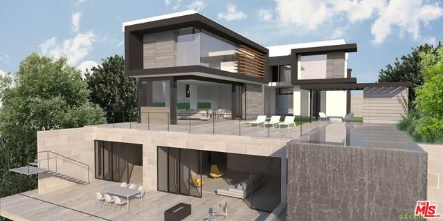 1149 Linda Flora Dr, Los Angeles, CA 90049 (#21-796852) :: The Bobnes Group Real Estate