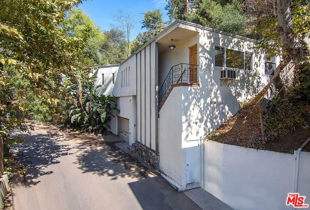 8110 Willow Glen Rd, Los Angeles, CA 90046 (#21-796858) :: Vida Ash Properties | Compass