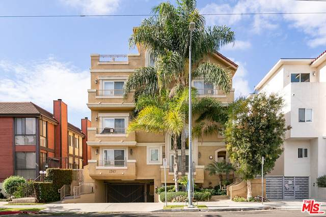 1747 S Barrington Ave #102, Los Angeles, CA 90025 (MLS #21-796868) :: The John Jay Group - Bennion Deville Homes