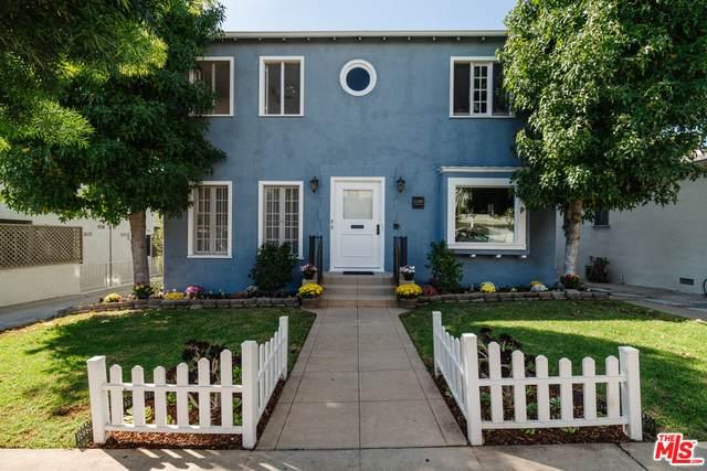1230 Stanford St, Santa Monica, CA 90404 (#21-796928) :: Vida Ash Properties | Compass