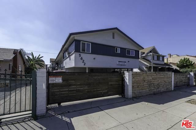 5622 La Mirada Ave, Los Angeles, CA 90038 (#21-796932) :: The Grillo Group