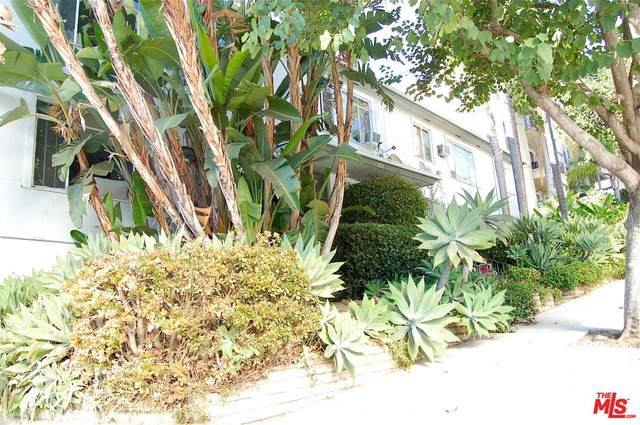 1111 Larrabee St, West Hollywood, CA 90069 (#21-796954) :: The Parsons Team