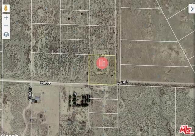 0 Vac/Cor Avenue F/125Th S, Lancaster, CA 93535 (#21-796974) :: The Bobnes Group Real Estate