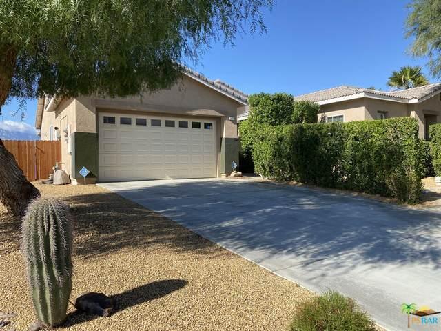 13719 Overlook Dr, Desert Hot Springs, CA 92240 (MLS #21-797000) :: The John Jay Group - Bennion Deville Homes