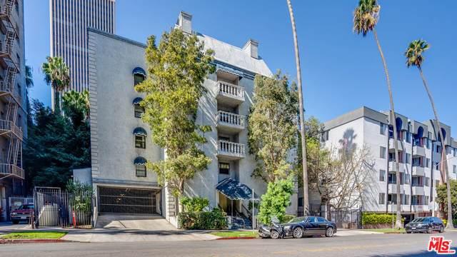 631 S Kenmore Ave #101, Los Angeles, CA 90005 (MLS #21-797018) :: The Sandi Phillips Team