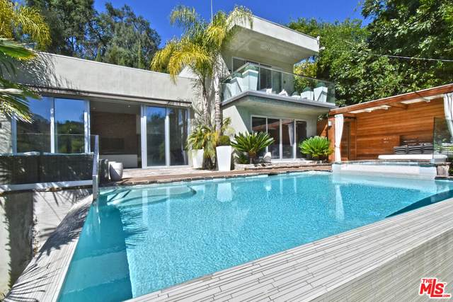 2731 Hutton Dr, Beverly Hills, CA 90210 (#21-797026) :: The Bobnes Group Real Estate