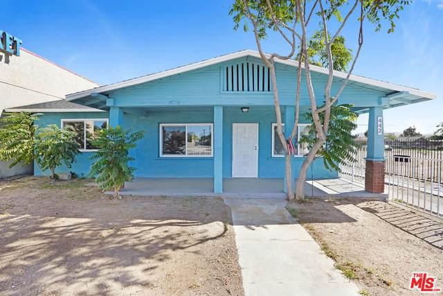442 N Mount Vernon Ave, Colton, CA 92324 (#21-797040) :: Montemayor & Associates