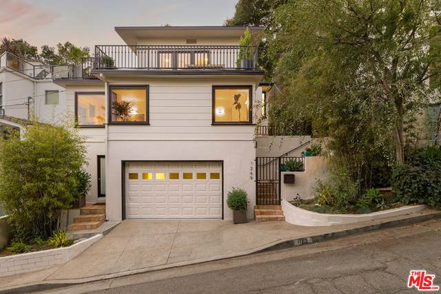 1269 N Clark St, West Hollywood, CA 90069 (#21-797060) :: Vida Ash Properties | Compass