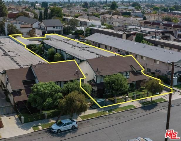 308 N Nicholson Ave, Monterey Park, CA 91755 (#21-797078) :: The Pratt Group