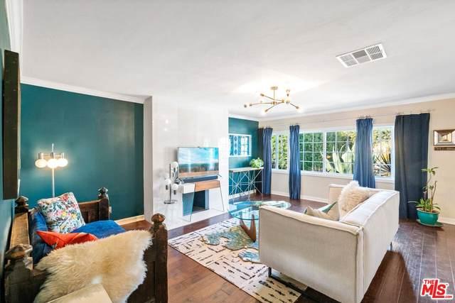 11822 Braddock Dr, Los Angeles, CA 90230 (#21-797092) :: Berkshire Hathaway HomeServices California Properties