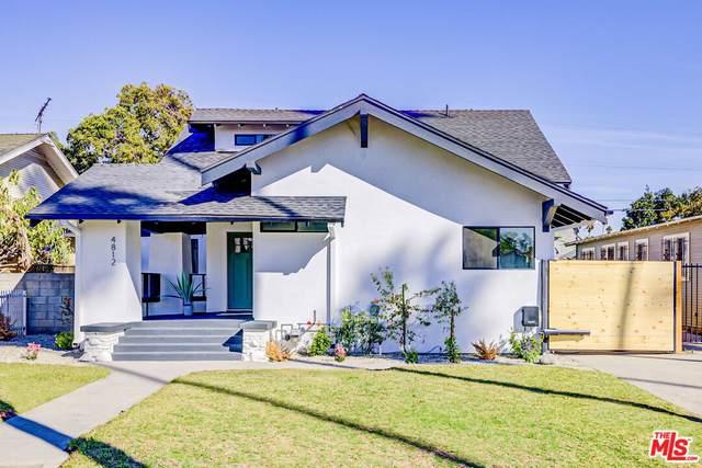 4812 3Rd Ave, Los Angeles, CA 90043 (#21-797098) :: Vida Ash Properties | Compass