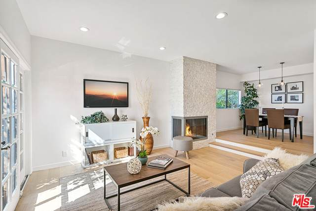 3832 Overland Ave #1, Culver City, CA 90232 (#21-797186) :: Berkshire Hathaway HomeServices California Properties