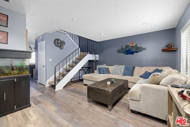 3806 Burton Pl, La Verne, CA 91750 (#21-797194) :: The Bobnes Group Real Estate